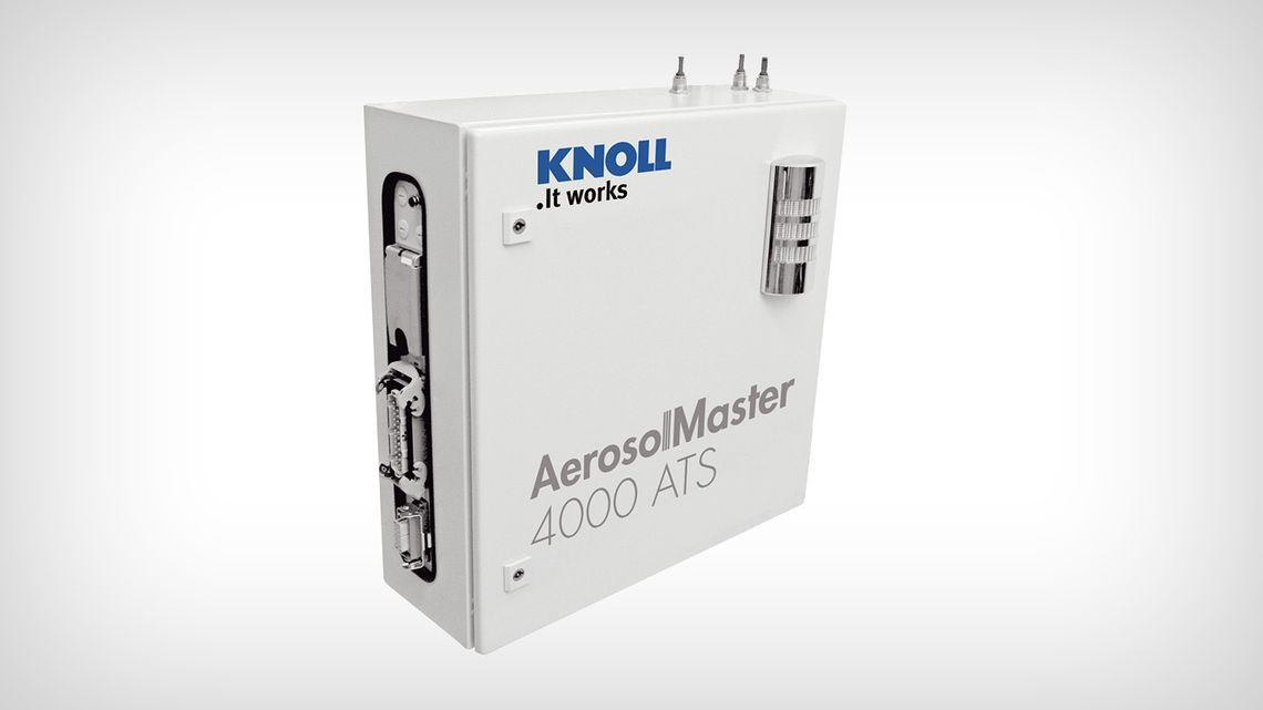 Система минимальной подачи смазки AerosolMaster