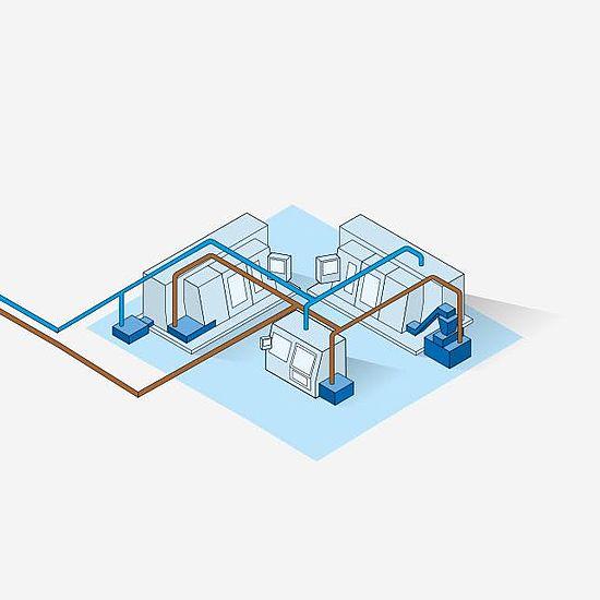 Системы с насосной технологией