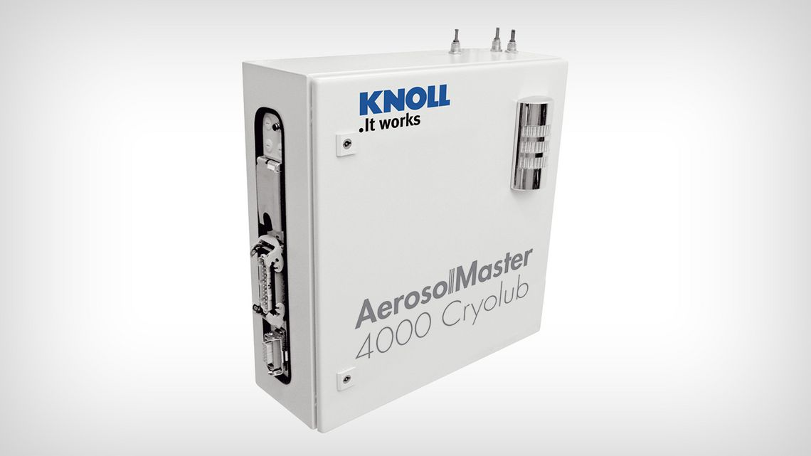 AerosolMaster 4000 Cryolub