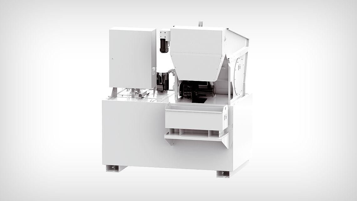 Фильтровальная установка: Ротационный вакуум-фильтр VRF